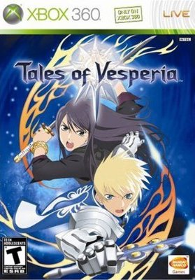 GamerDad Gaming With Children Game Review Tales Of Vesperia 360