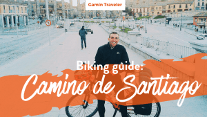 Cycling Camino de Santiago was the first part of my 9500 km bicycle trip. from Madrid to Norway.