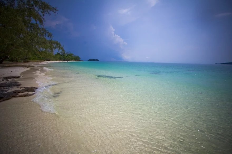 Backpacking Cambodia: koh Rong, Cambodia Tourist Spots