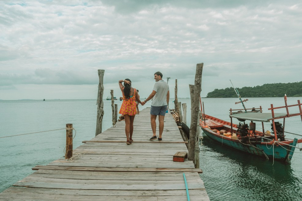 things to do in Koh Rong