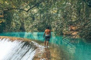 How To Get To Kawasan Falls From Cebu, Oslob and Moalboal