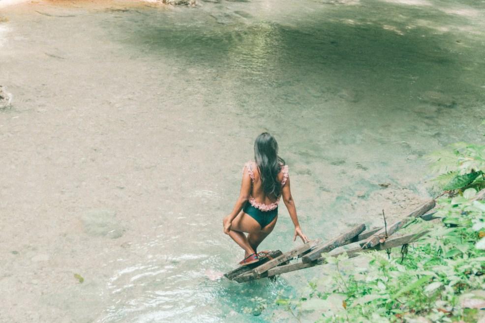 How to get to Kawasan Falls, Cebu, things to do in Cebu, Kawasan Falls Canyoneering, Moalboal to Kawasan Falls, Kawasan Falls to Oslob, where to sleep in Kawasan Falls, Kawasan Falls room rates