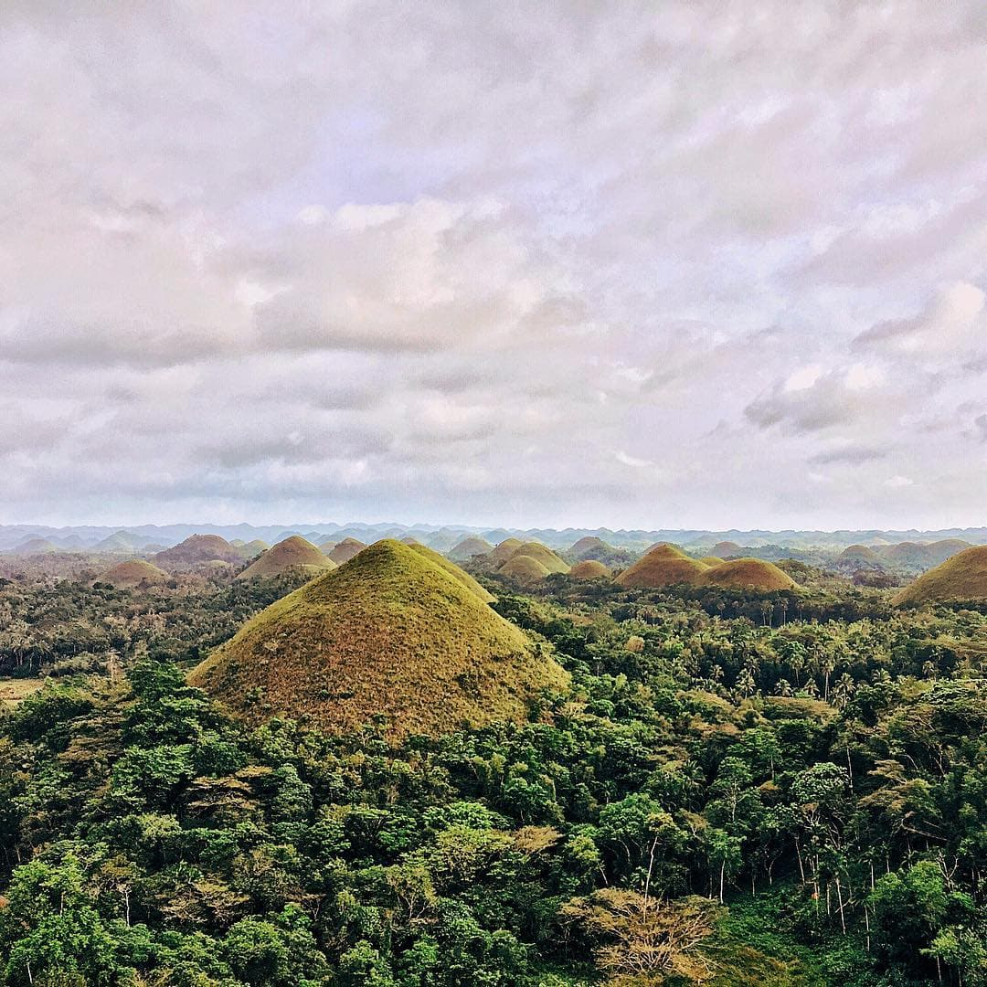 Chocolate Hills, Places to visit in Bohol