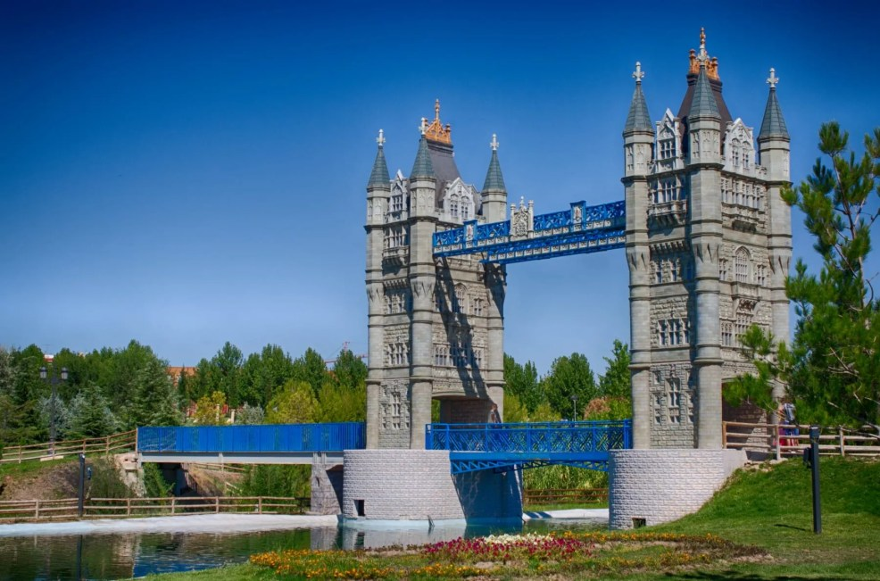 Europe Park in Torrejon de Ardoz , places to visit in Madrid, Madrid travel guide, things to do in Madrid