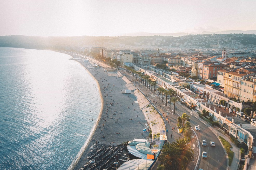 Things to know before visiting France, places to visit in France, Things to do in Nice, Places to visit in Nice, Beaches in Nice, bibycle around Nice