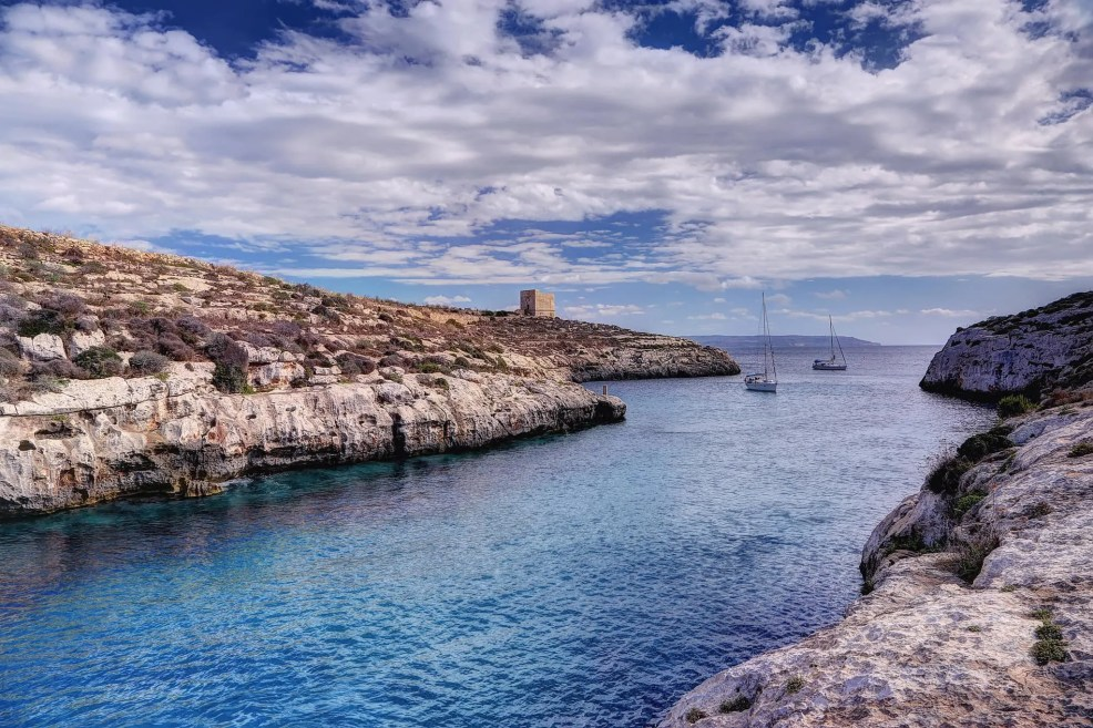 Things to do in Gozo, Places to visit in Gozo, Beaches in Gozo, Mgarr Ix-Xini