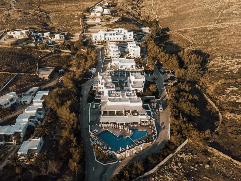 Things to do in Mykonos, Places to visit in Mykonos, Food to try in Mykonos, San Marco Hotel in Mykonos