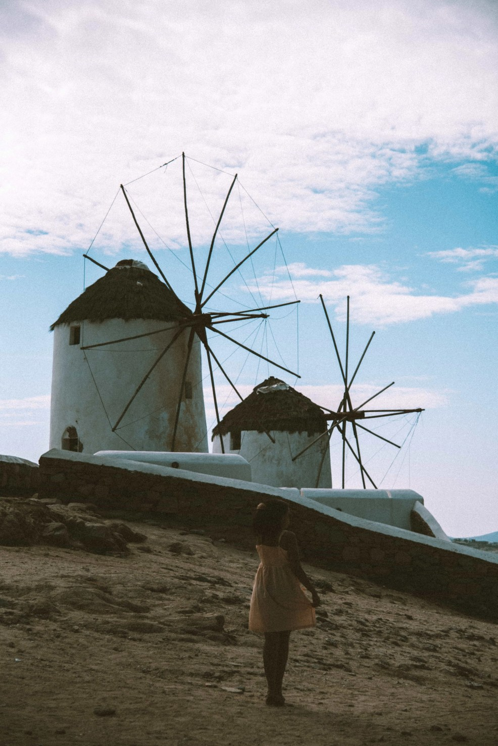 Things to do in Mykonos, Places to visit in Mykonos, Food to try in Mykonos, windmills in mykonos