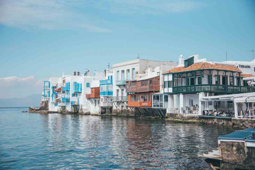 Things to do in Mykonos, Places to visit in Mykonos, Food to try in Mykonos, walking around mykonos town