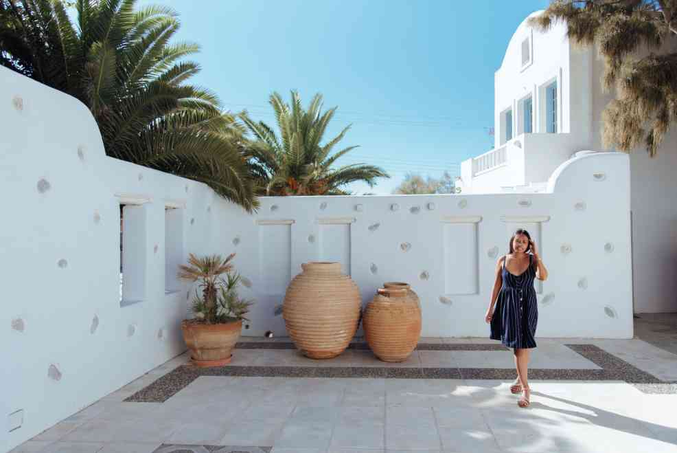 Things to do in Santorini, Places to visit in Santorini, Beaches in Santorini, meltemi village