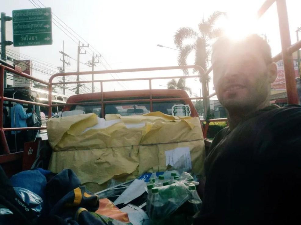 transportation Budget Travel in Cambodia