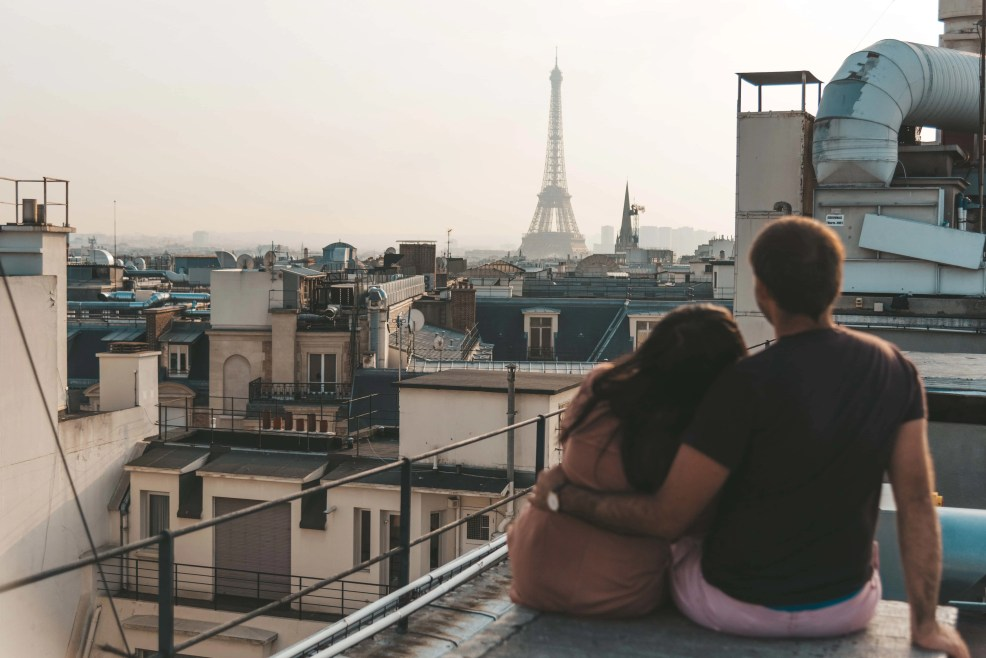 Most Instagrammable places in Paris, Rooftop in Paris