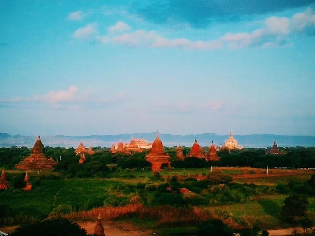 Budget travel in per day in Myanmar