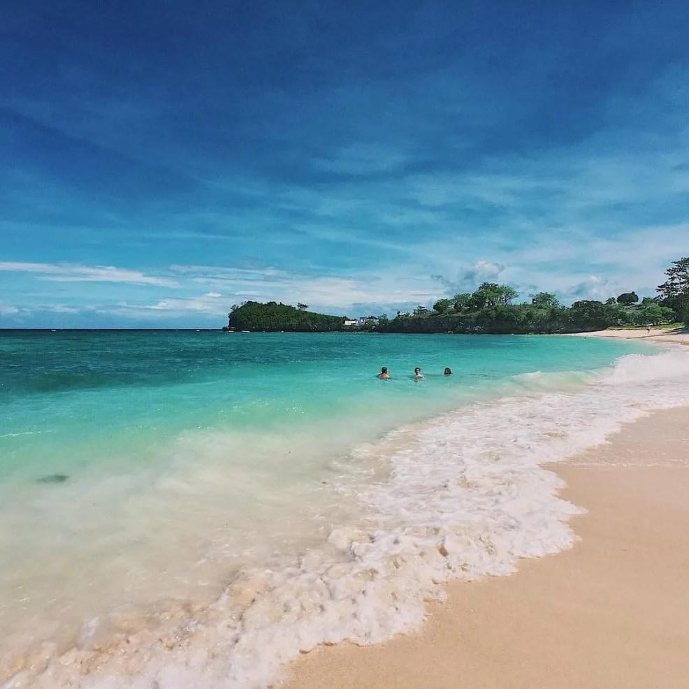 instagrammable places in Cebu, Malapascua Island
