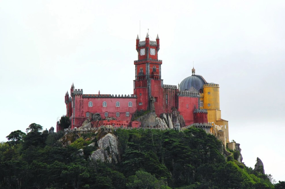 top instagrammable places in Lisbon Sintra