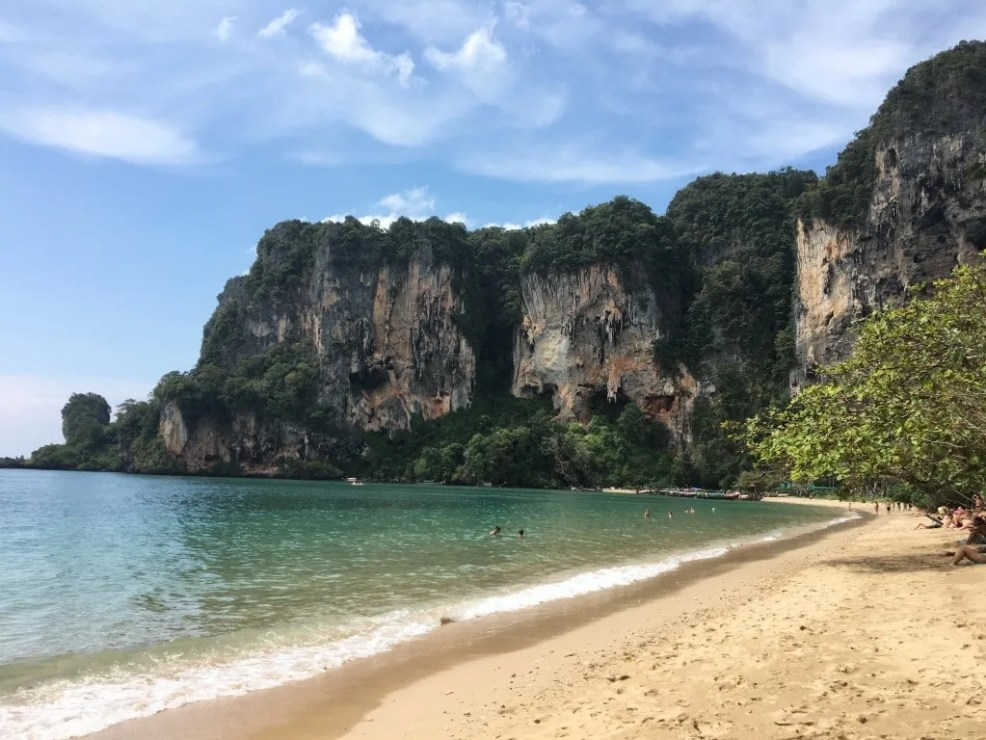 Instagrammable Places in Thailand, Ao Nang Beach, Thailand tourist spots