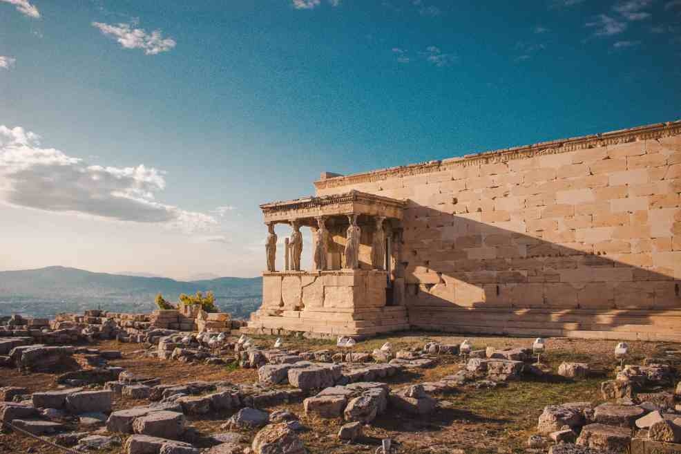 Parthenon Greece is one of the top things to see in Athens for its rich history and cultural significance., instagrammable places in Greece