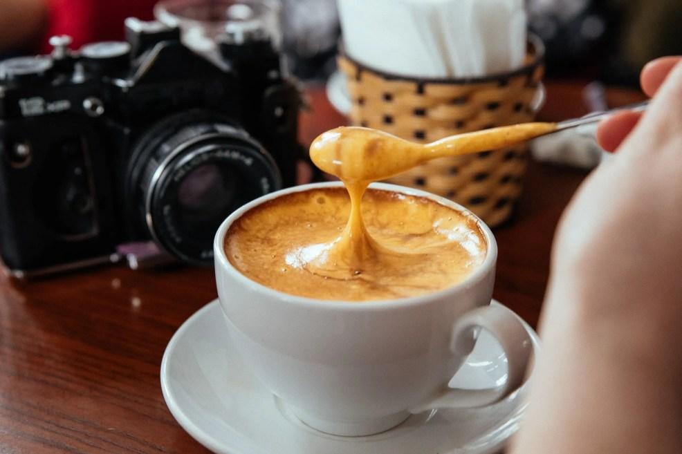 Off the Beaten Path experiences in Hanoi, egg coffee
