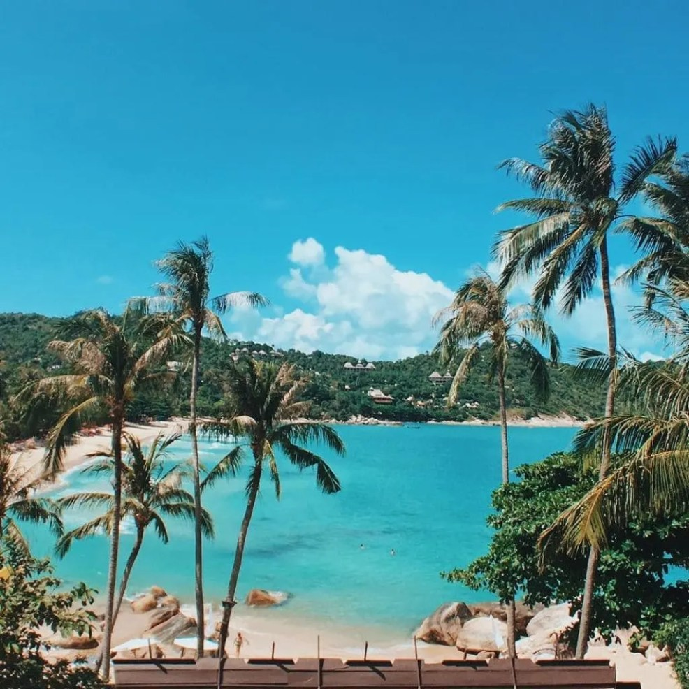 Instagrammable Places in Thailand, Koh Phangan