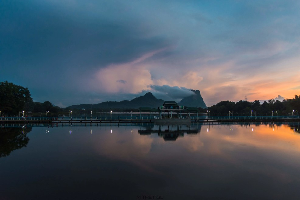 Instagrammable Places in Myanmar, Hpa An