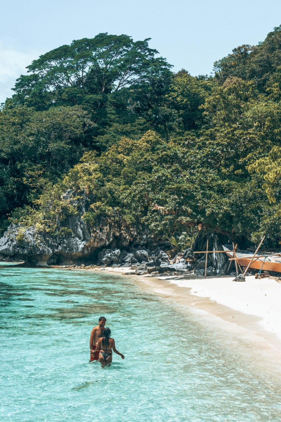 Top instagrammable places in El Nido | Bukal Beach