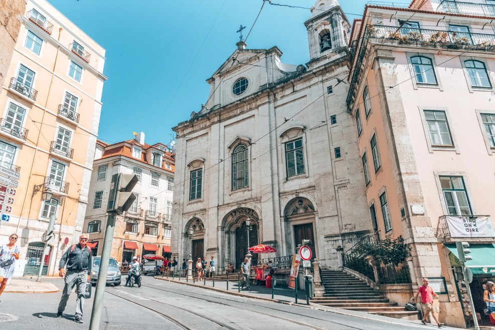 top instagrammable places in lisbon, Lisbon Cathedral
