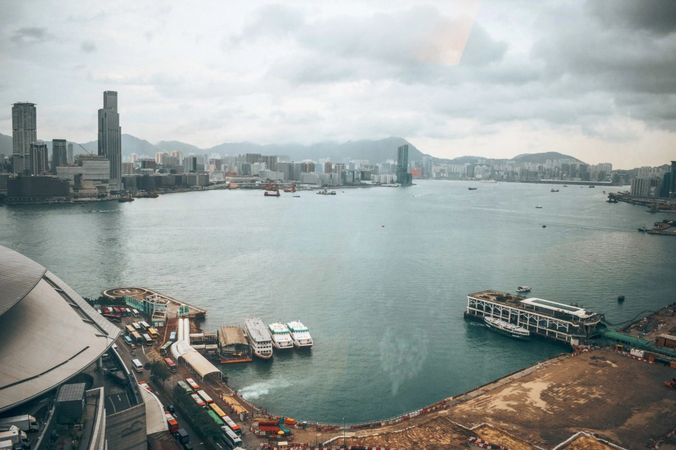 Victoria Harbour, Instagrammable places in Hong Kong