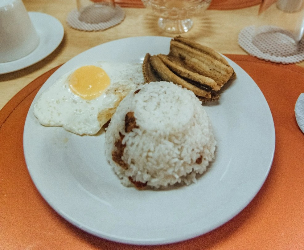 batanes food, where to eat in Batanes, Hiro's Cafe, flying fish, Filipino food, filipino dishes
