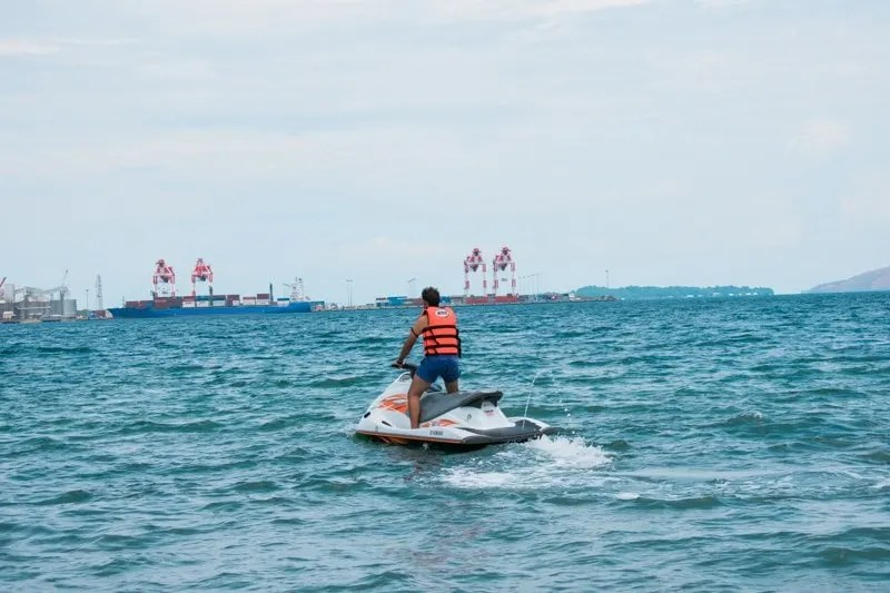 things to do in Subic, Subic travel guide, watersports in Subic,