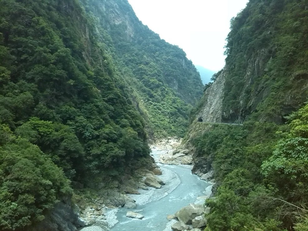 instagrammable places in Taiwan, Taroko national park,