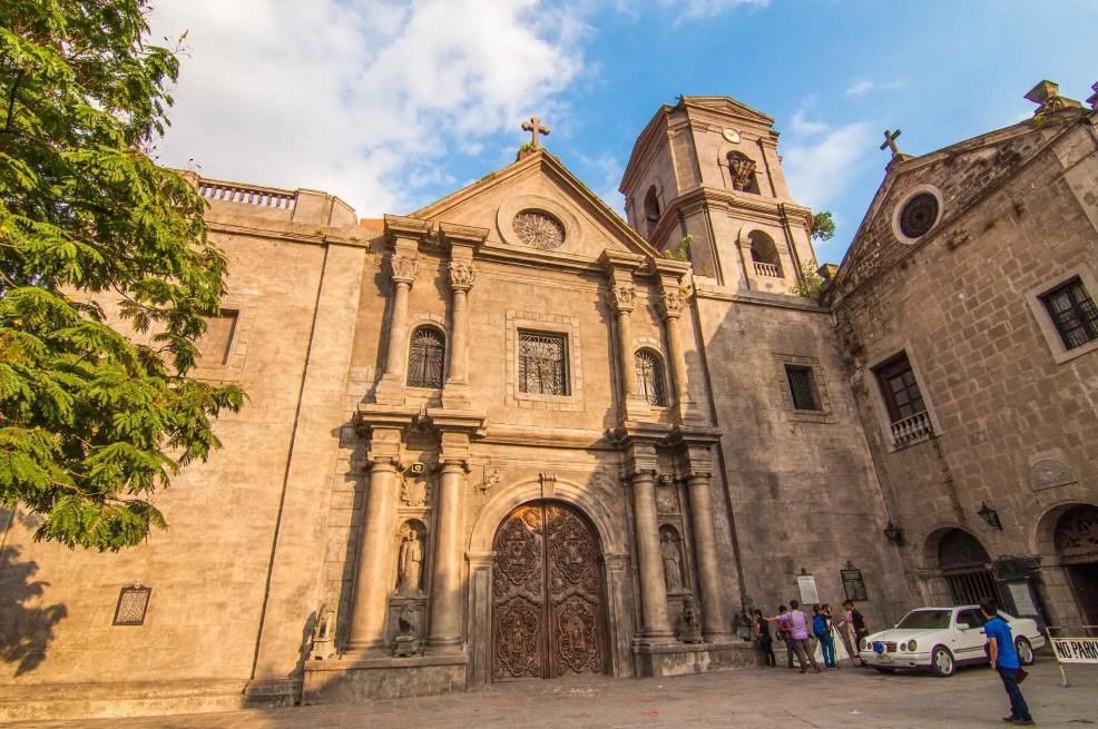 Manila tourist spots, San Agustin church