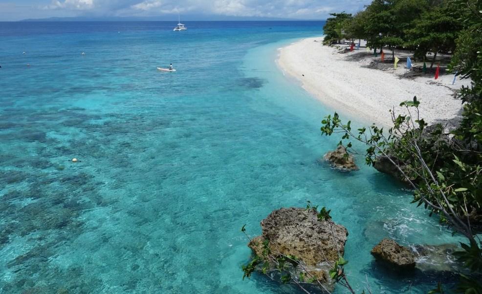 best beaches in Cebu, Cebu, Sumillon Island