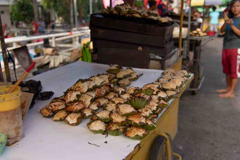 what to eat in Bacolod, Bibingka, things to do in Bacolod