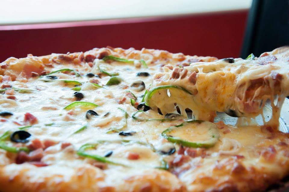 best restaurants in Angeles City, New Yorks Pizza, New Yorks Supreme Pizza,