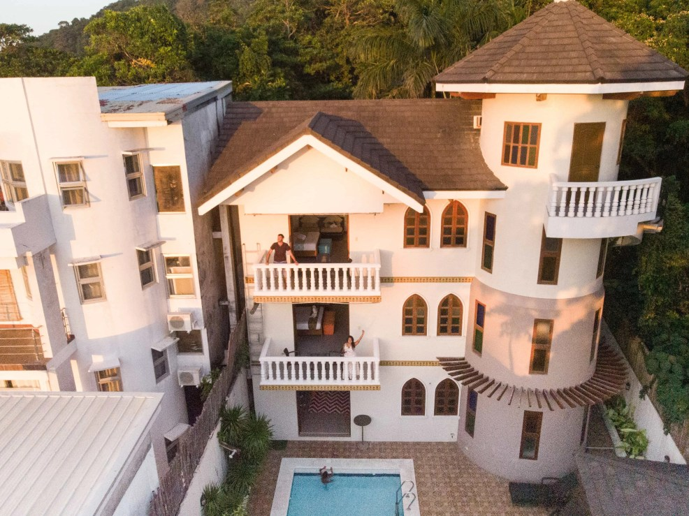 where to stay in Boracay Island, best station in Boracay Island, station 1 Boracay Island, Hampstead Boutique Hotel