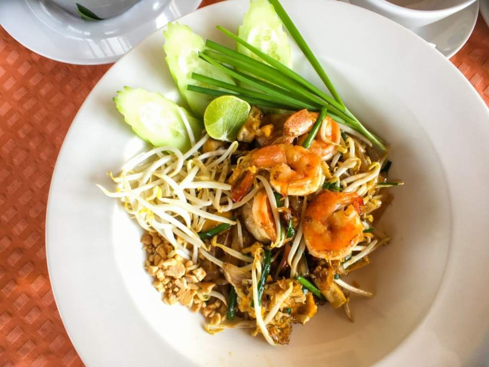 Best restaurants in Angeles City, Thai Restaurant in Angeles City