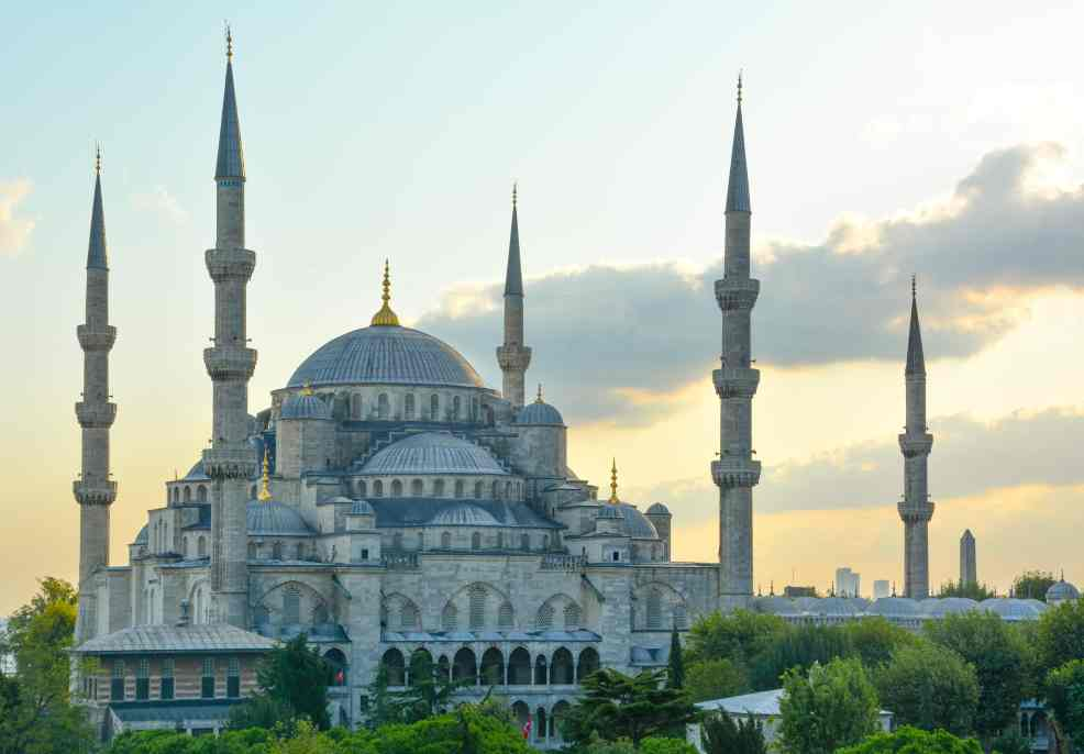 Istanbul, places to visit in Europe this summer