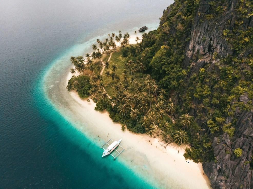 Pinagbuyutan island, el nido tourist spots, el nido travel guide