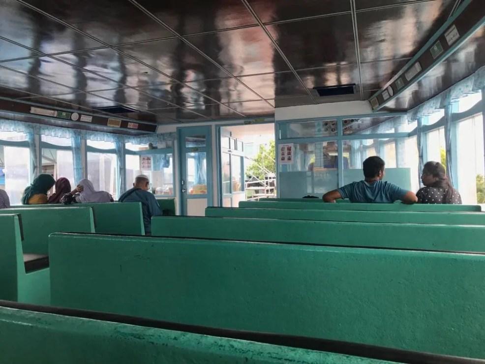 How to get to Maafushi Island, getting to Maafushi by public boat