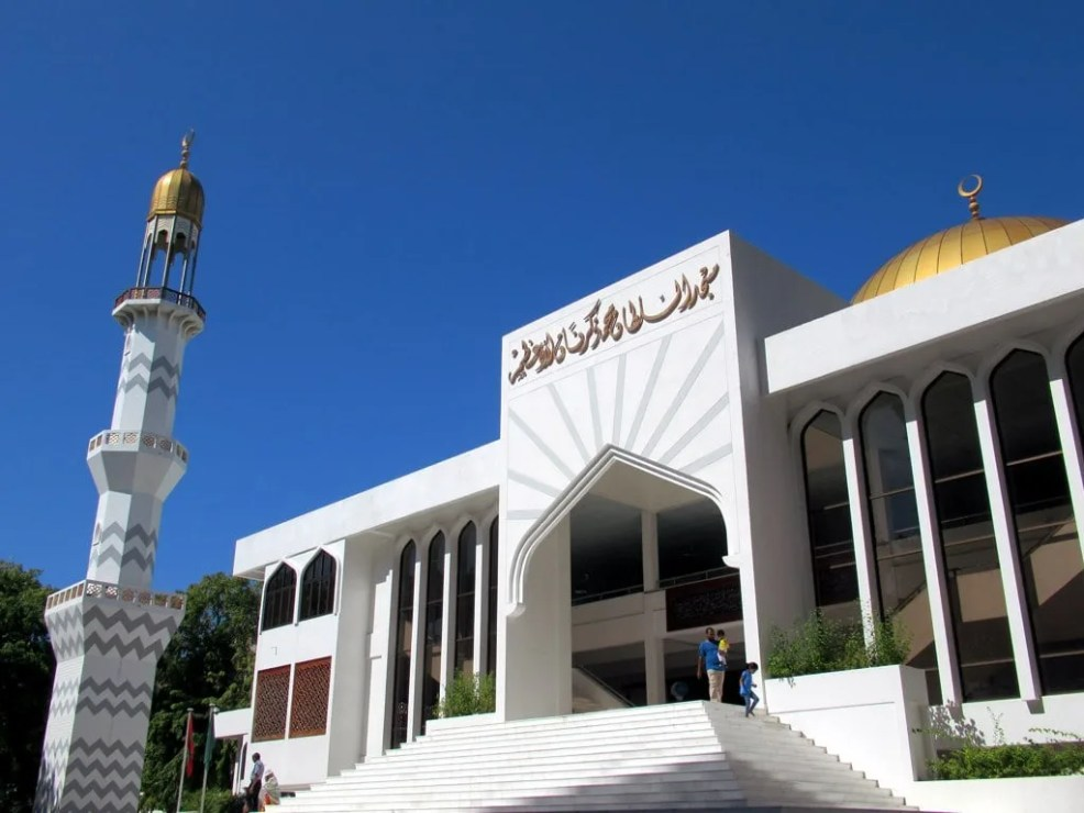 Grand Friday Mosque, things to do in Male, Male, Male travel guide