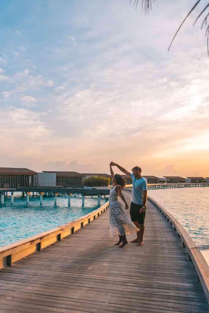 day trip to a luxury resort, Park Hyatt Hadahaa in Maldives