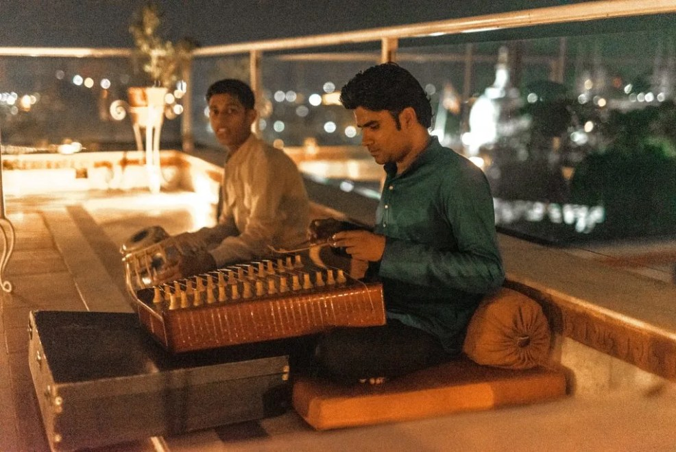 Udaipur travel guide, things to do in Udaipur, rooftop in Udaipur