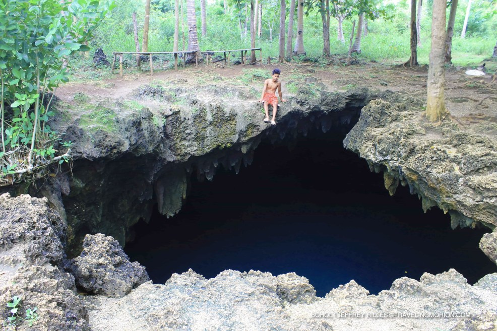 Cabagnow Cave Pool