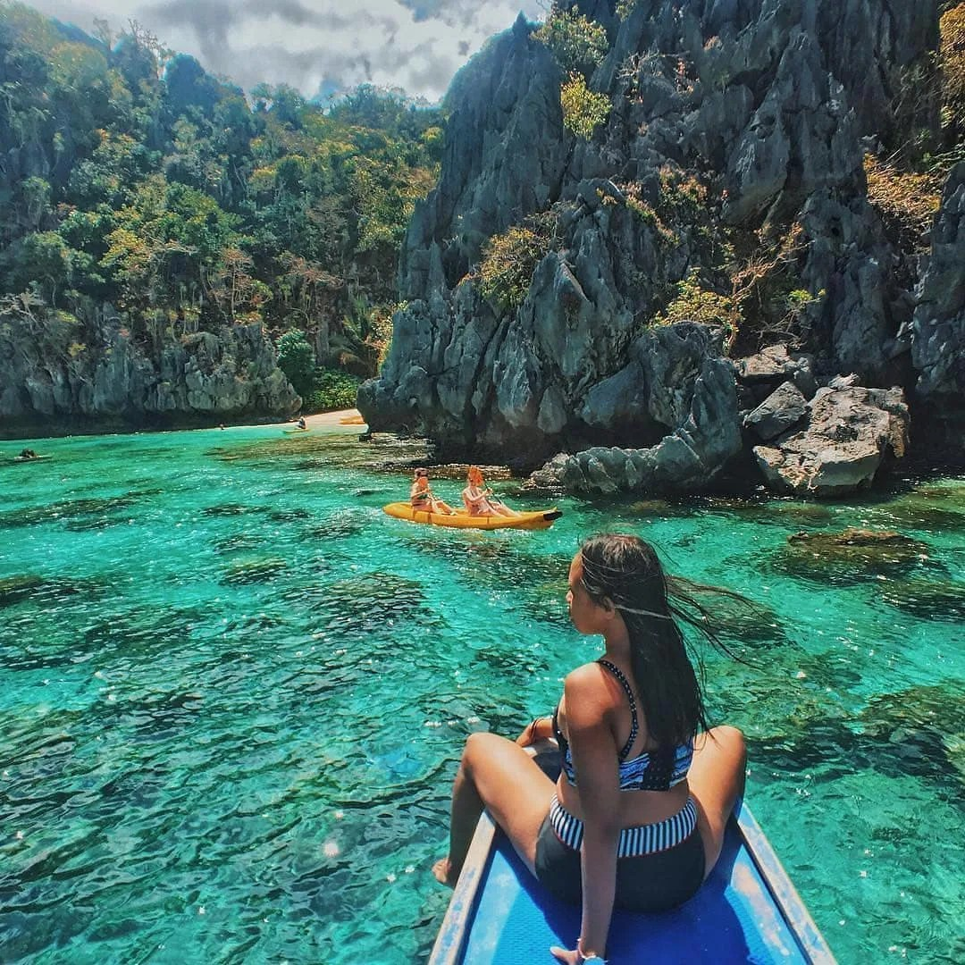 Palawan Itinerary, solo female travel in the Philippines