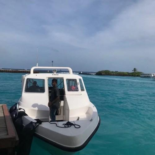 Speed Boat Vs Slow Boat Vs in Maldives