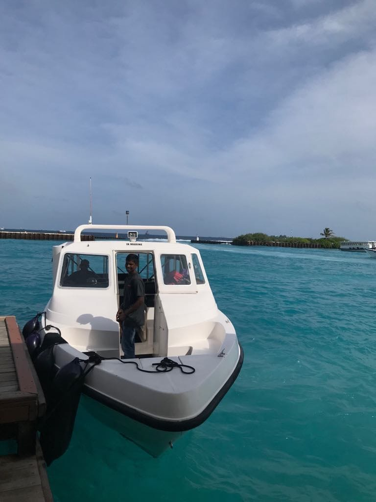 Speed Boat Vs Slow Boat Vs in Maldives