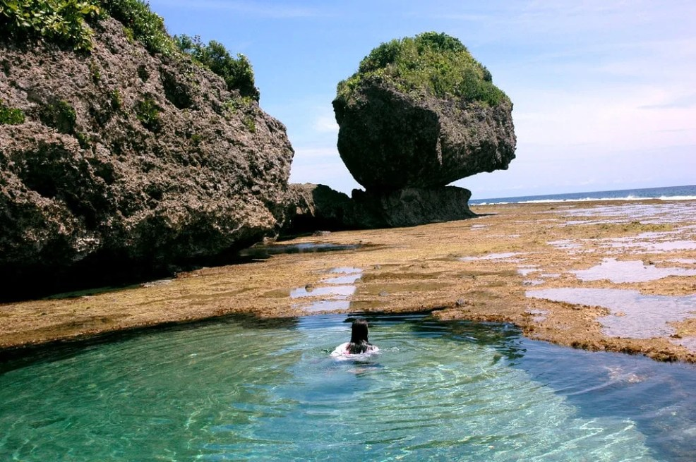 Magpupunggko Beach, Best Beaches in Siargao