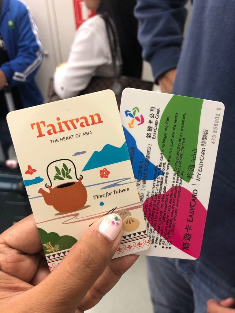 How to get to Taichung City, how to get from Kaohsiung airport to city center, How to get to Tainan by Bus and Train, Easy Card in Taiwan