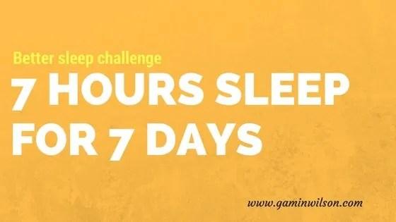 better-sleep-challenge