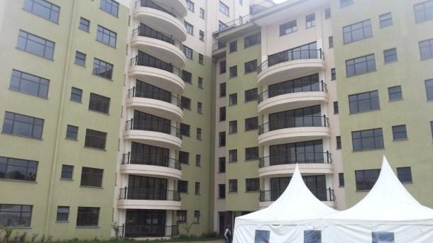 Enkasara Apartments -Dennis Prit  Road